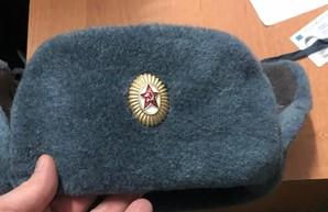 Киевлянину грозит пять лет тюрьмы за ношение шапки с символикой СССР