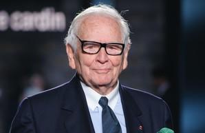 В Париже скончался французский кутюрье Пьер Карден