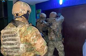 СБУ задержала главарей банды, похищавшей людей