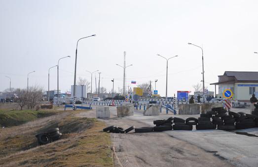 Украинская разведка не исключает российского вторжения из Крыма