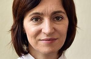 Новая президентка Молдовы посетит Украину 12 января