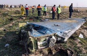 Иран все же передал Украине отчет по катастрофе самолета МАУ