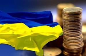 Украина за год увеличила долг более чем на 100 млрд гривен