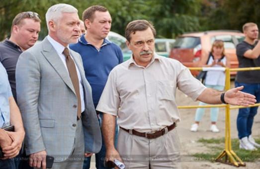 Терехов сравнил Харьковские теплосети с черной дырой