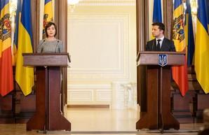 Президенты Молдовы и Украины обсудят тему Приднестровья