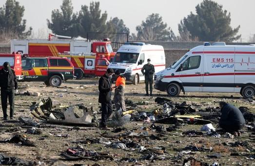 В Украине увековечат память погибших в авиакатастрофе в небе над Тегераном