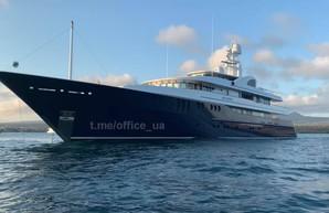 Яхта Порошенко на Галапагосах стоит $350 тыс. в месяц. ФОТО