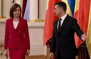 Зеленский обсудит с президентом Молдовы возможность давления на Порошенко – источники