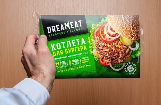В Украине презентовали первое растительное мясо