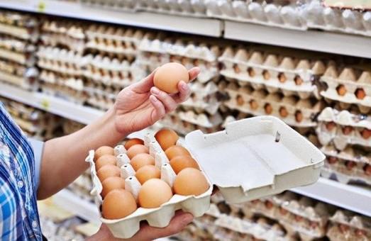 К Пасхе яйца в Украине могут стать «золотыми»