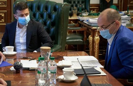Источник: Зеленский не поддержит предложение Степанова о продлении карантина