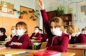В Киеве хотят возобновить учебу в младших классах во время локдауна