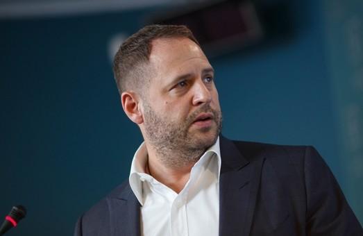 Андрей Ермак поставил ультиматум Ринату Ахметову относительно кандидатуры Витренко