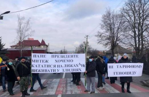 СБУ прослушивает переговоры активистов «Тарифного майдана» и лидеров оппозиции
