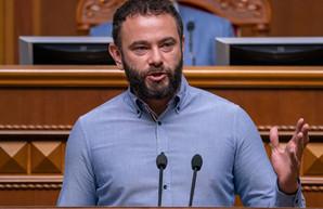 Опальный депутат Александр Дубинский планирует запустить свой политический проект после выхода из «Слуги Народа»