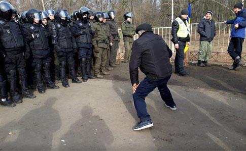 Участники столкновений в Новых Санжарах получили реальные сроки