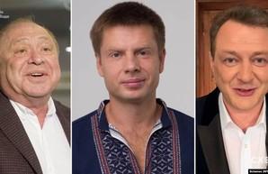 Нардеп Гончаренко из «ЕС» хотел привезти в Украину актеров, прославляющих аннексию Крыма