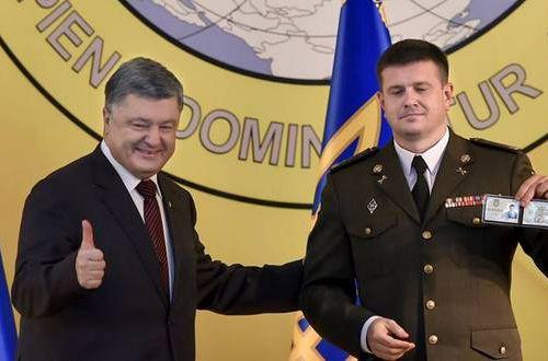 Порошенко хочет сделать одного из участников разгона Евромайдана главой НАБУ