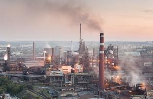 В Украине антирекордное снижение промышленного производства