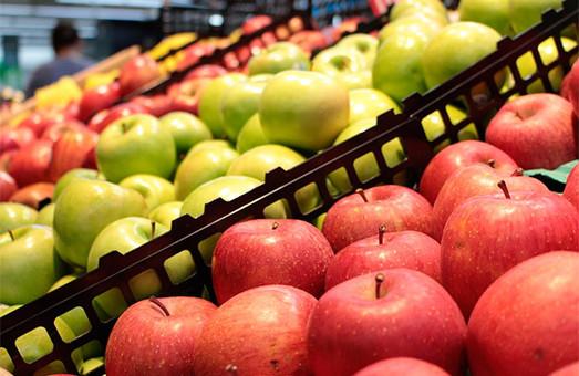 Цены на яблоки резко поползли вверх