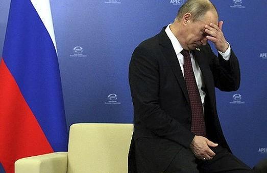 """Украинские разведчики прогнозируют уход Путина из-за """"очевидных проблем со здоровьем"""""""