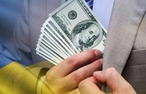 Украина по восприятию коррупции - на уровне Сьерра-Леоне и Замбии