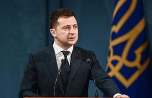 Украинцы смогут спросить Зеленского про вакцину