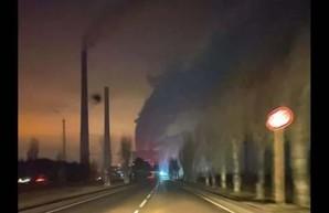 Стала известна причина аварии на Запорожской ТЭС