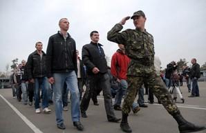 В Украине изменили концепцию призыва
