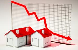 В Украине заметно просел рынок недвижимости