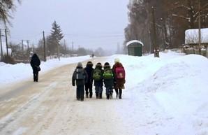 С понедельника в Украине могут закрыть школы