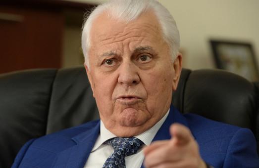 Кравчук заявил, что Россия хочет создать на Донбассе отдельное государство