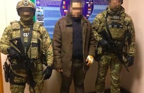 СБУ задержала под Одессой боевика «ЛНР»