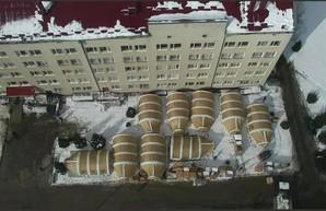 Кирилл Тимошенко: на Прикарпатье установили первый в Украине мобильный госпиталь для больных на COVID-19