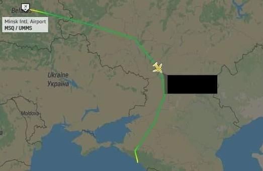 Украина не пустила в свое воздушное пространство самолет Лукашенко — Белорусские источники