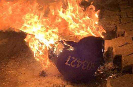 «Вакханалия насилия» - в МВД прокомментировали столкновения на Банковой