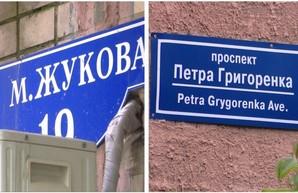 Скандальный проспект. В Харькове в третий раз поменяли Григоренко на Жукова