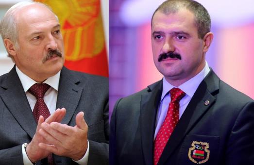 Лукашенко устроил «старшенького» кіраваць Олимпийским комитетом Беларуси