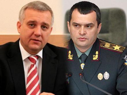 Против экс-глав СБУ и МВД ввели санкции