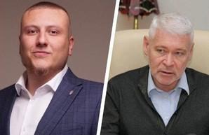 Терехову напомнили про электронную подпись Кернеса, «Коксохим» и харьковских сепаратистов
