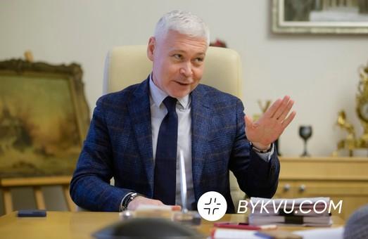 Секретарь Харьковского горсовета Игорь Терехов: Кернес, я, Аваков, Шумилкин, мы были «одна среда»