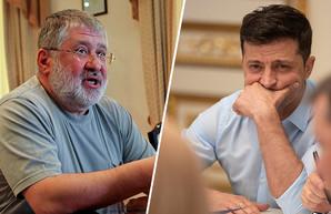 Офис президента поддержал санкции США против Коломойского