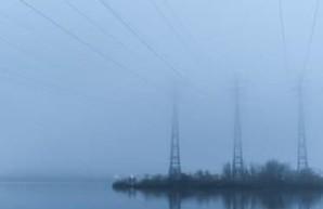 Укрэнерго подстраховало себя электроэнергий из Словакии на случай аварий