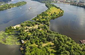 В Киеве потратят 1,2 млн гривен на проект моста на остров Оболонский