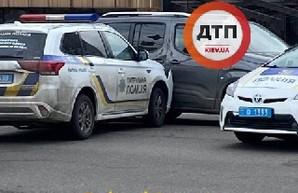 В Киеве во время полицейской погони произошло сразу две аварии