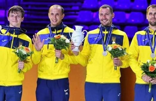 Золото, серебро и олимпийская лицензия. Украинские шпажисты феерили на Кубке мира