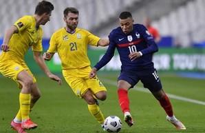 Украина отобрала очки у действующих чемпионов мира