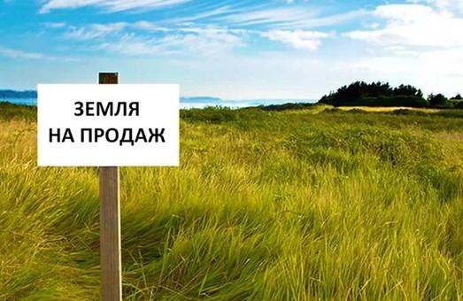 Названы стоимости гектара земли в разных регионах Украины