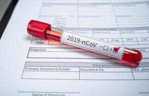 Украина стала пятой в Европе по количеству новых случаев заболевания COVID-19