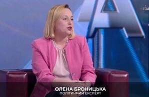 """Броницкая: Если бы запустили производство """"Спутник V"""", то уже начали бы вакцинацию своей вакциной"""